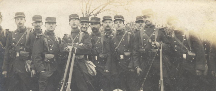 117th Combat Infantry Regiment inVirton © Musée Gaumais